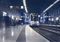 Самую крупную на Ближнем Востоке станцию метро открыли в Каире