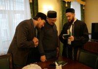 Муфтий РТ встретился с мусульманскими лидерами Саратовской и Ульяновской областей