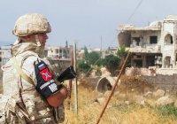 300 военных полицейских прибыли в Сирию из Чечни
