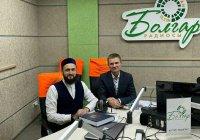 Камиль хазрат Самигуллин принял участие в программе «Хак дин» на «Болгар радиосы»