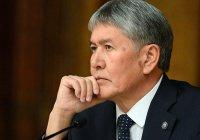 Алмазбеку Атамбаеву продлили арест
