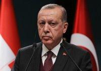 Эрдоган подал в суд на французский журнал
