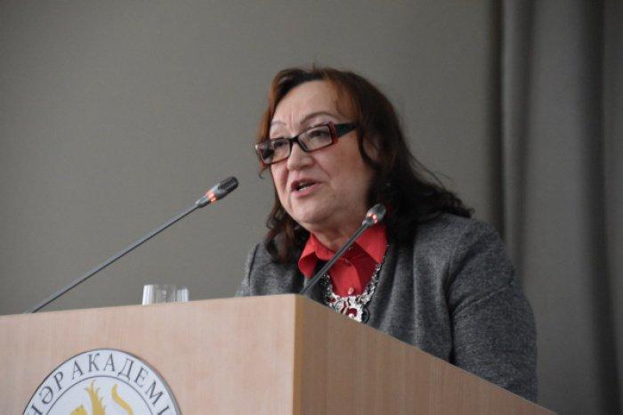 Исполнительный директор Фонда стратегического диалога и партнерства с исламским миром Эльмира Садыкова