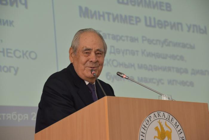 Государственный советник Татарстана Минтимер Шаймиев