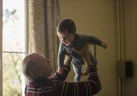 В России число внуков уменьшилось в 7 раз