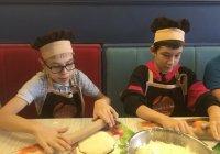 БФ «Закят» ДУМ РТ провел кулинарный мастер-класс для детей с особенностями развития