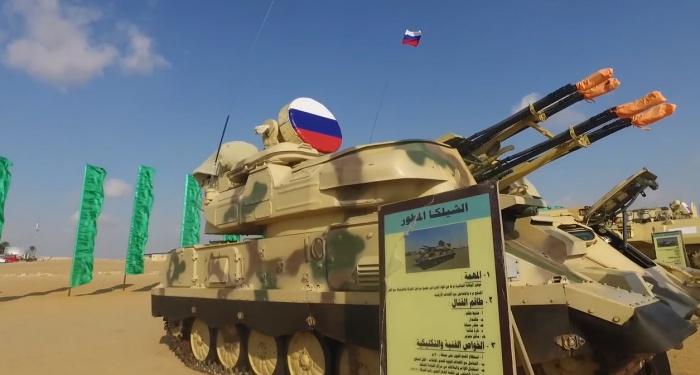 Российские и египетские военные обменяются опытом.