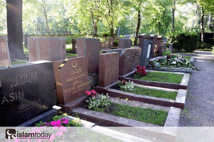 Кладбище татарской общины в Хельсинки