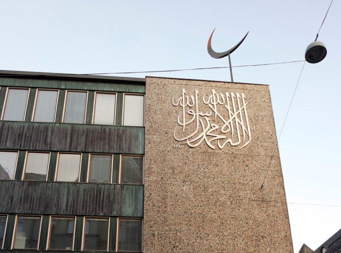 Здание татарской общины в Хельсинки