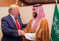 Саудовский кронпринц поздравил Трампа с ликвидацией главаря ИГИЛ