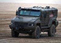 Узбекистан закупил у России крупную партию бронеавтомобилей