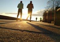 Обнаружено идеальное время для занятий бегом