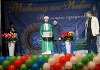 В Казани стартовали торжества в честь Мавлида