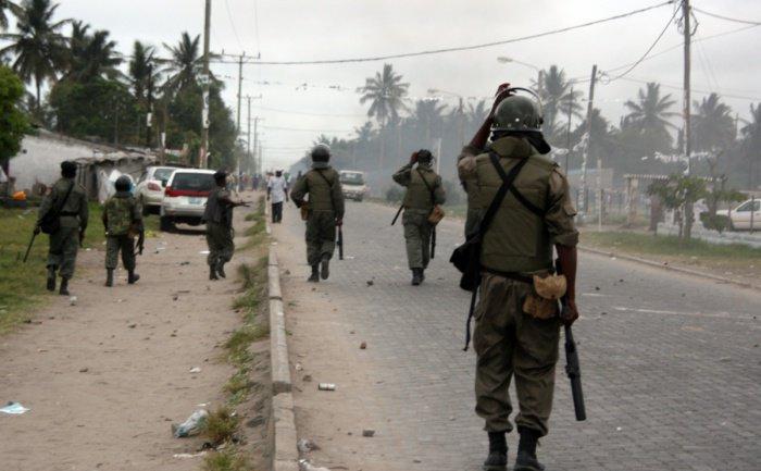 Власти Мозамбика продолжают борьбу с террористическими группировками.