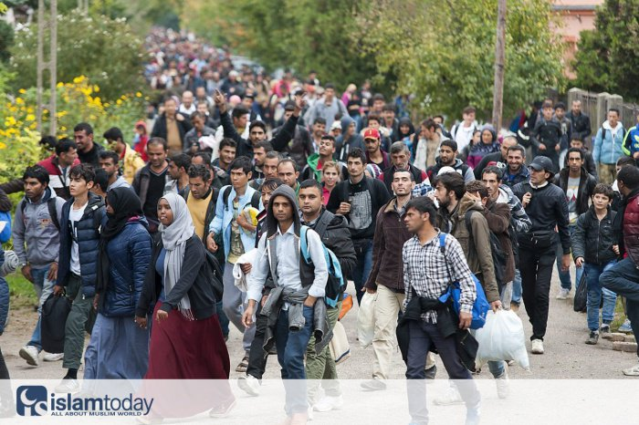 Возможность остаться в живых для гражданских лиц, оказавшихся в условиях конфликта и нестабильных государств во всем мире, за последнее десятилетие снизилась. (Источник фото: breitbart.com)