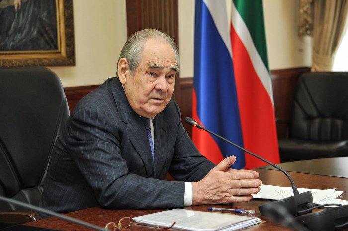 Минтимер Шаймиев рассказал о связях России с арабским миром.