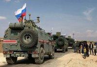 Российские и турецкие военные начали совместное патрулирование в Сирии