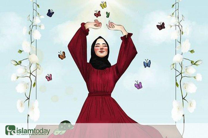 Аниса – красивое женское имя арабского происхождения, которое в переводе обозначает «дружелюбная». (Источник фото: pinterest.ru)