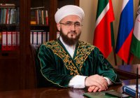 Муфтий: Татарстан является уникальным примером добрососедских взаимоотношений между религиями