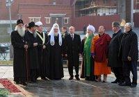 Президент России примет участие в торжествах по случаю Дня народного единства