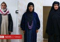 СМИ: в Сирии задержана старшая сестра аль-Багдади