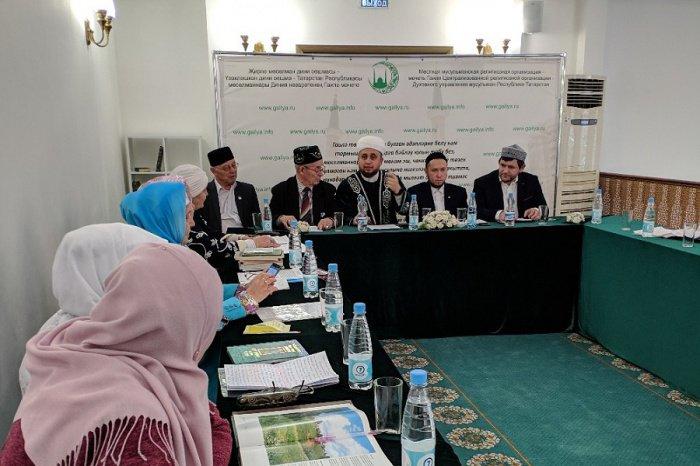 На конференции рассказали о жизни татарских богословов.