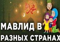 Традиции проведения Мавлида ан-Наби