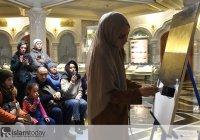 Ислам - изюминка современного искусства