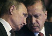 Эрдоган анонсировал телефонный разговор с Путиным