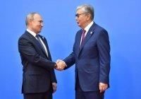 Президенты России и Казахстана встретятся в Омске