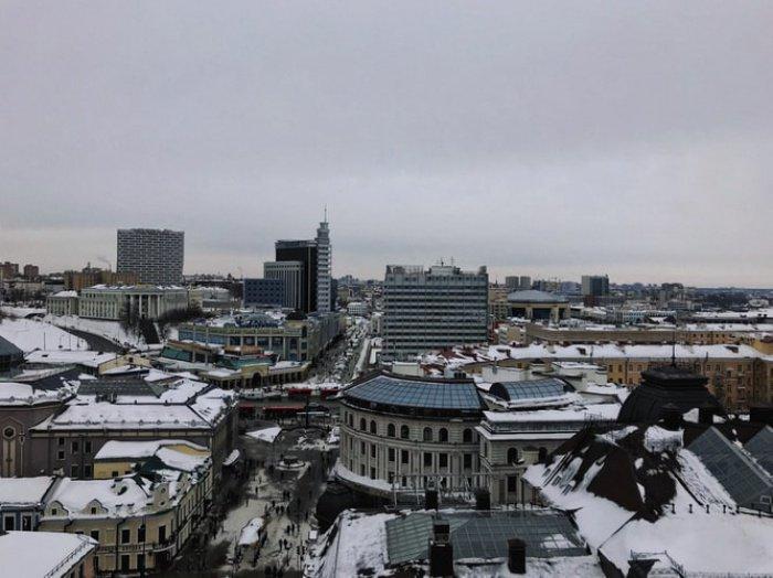 Максимальная температура воздуха в татарстанской столице в этот день в 2013 году составляла 11,8°С