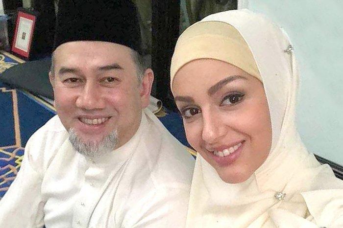 Свадьба российской модели и малазийского короля состоялась в ноябре 2018 года.