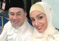 СМИ: экс-король Малайзии потребовал вырастить сына от россиянки в исламских традициях