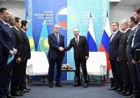 Россия и Казахстан подписали сразу несколько соглашений