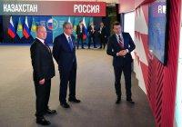 Россия и Казахстан договорились о совместных мероприятиях в честь 75-летия Победы