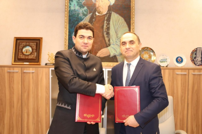 Данияр Абдрахманов и Джейхун Мамедов.