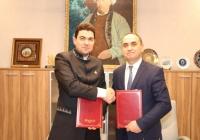 БИА и Азербайджанский институт теологии подписали соглашение о сотрудничестве