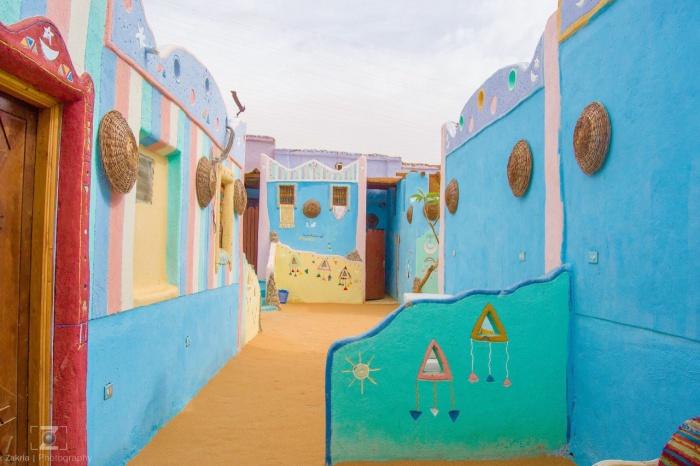 Место, где сказка оживает. Таким Египет вы еще не видели!