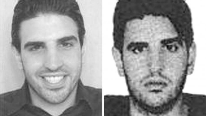 Датский террорист Базил Хассан.