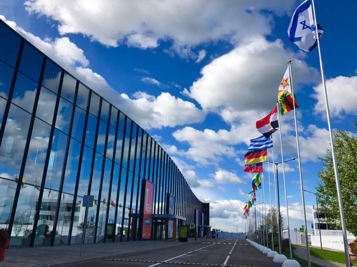 ПМЭФ-2020 будет проходить 3-6 июня.
