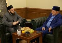 Муфтии Татарстана и Иваново обсудили вопросы укрепления взаимодействия