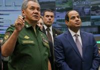 Шойгу встретится с президентом Египта