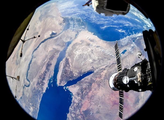 Россия и Египет обсуждают сотрудничество в космосе.
