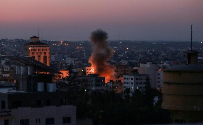 Палестина и Израиль обменялись ракетными ударами.