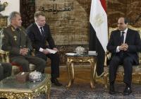 Шойгу предложил Египту помощь в укреплении обороноспособности