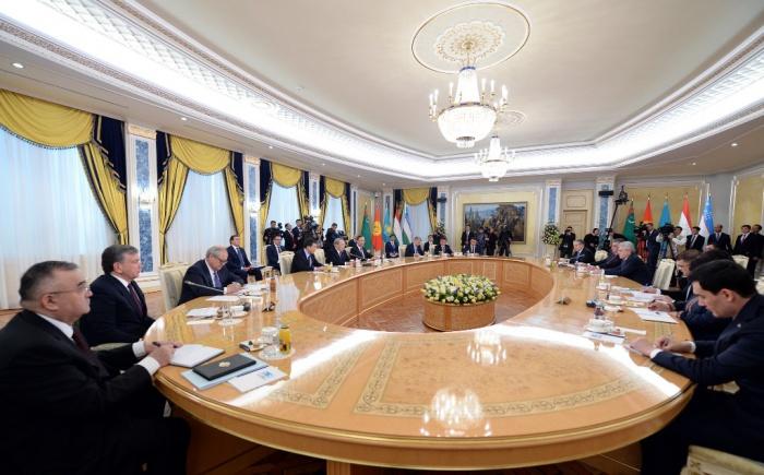 Первая консультативная встреча глав государств Центральной Азии прошла в столице Казахстана в марте 2018 года.