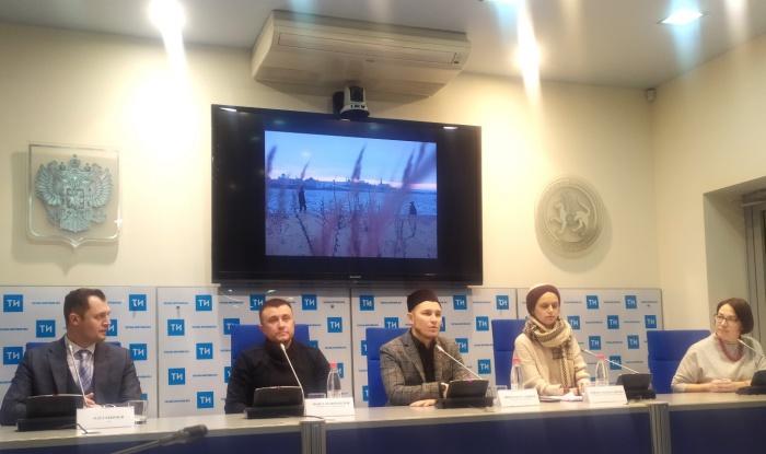 Пресс-конференция с организаторами кинематографическо-театрального проекта «КиноМавлид»