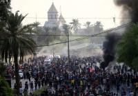В Ираке полицейские перешли на сторону протестующих
