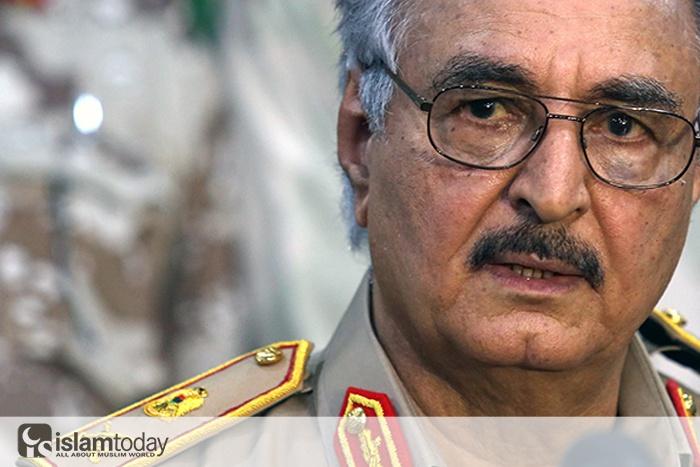 Почему население Ливии неоднозначно относится к генералу Хафтару. (Фото: Esam Omran Al-Fetori / Reuters)