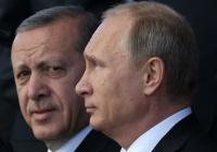 Кремль: Путин и Эрдоган должны встретиться в январе 2020 года